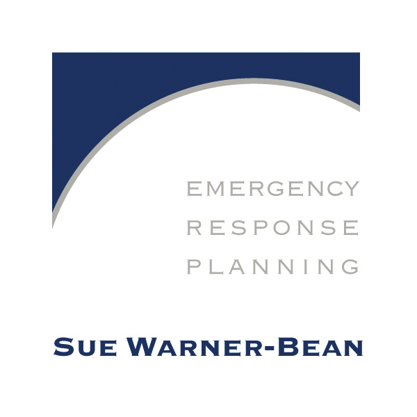 Sue Warner-Bean Emergency Response Planning Logo